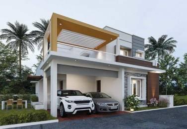 1960 sqft, 2 bhk Villa in Builder Sunrise Silver Vadavalli, Coimbatore at Rs. 48.3400 Lacs