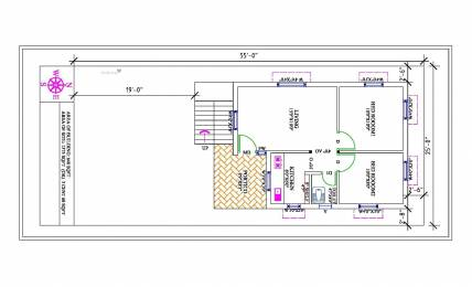 630 sqft, 1 bhk Villa in Builder Project Kovilpalayam, Coimbatore at Rs. 22.7300 Lacs