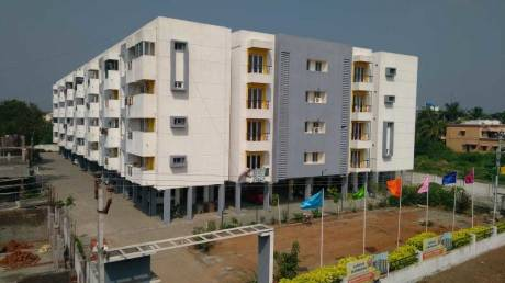716 sqft, 2 bhk Apartment in Builder Project Thudiyalur, Coimbatore at Rs. 26.4900 Lacs