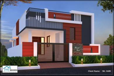 1650 sqft, 3 bhk Villa in Builder Project Mettupalayam Road, Coimbatore at Rs. 44.4700 Lacs