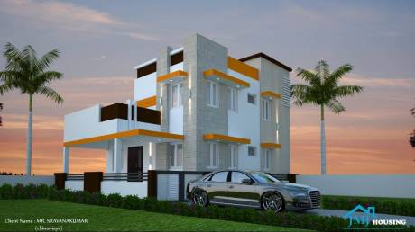1200 sqft, 2 bhk Villa in Builder Sunrise Rose Garden Palakkad Pollachi Road, Coimbatore at Rs. 28.3900 Lacs