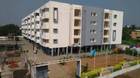 740 sqft, 2 bhk Apartment in Builder Project Thudiyalur, Coimbatore at Rs. 27.3000 Lacs