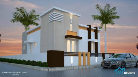 872 sqft, 2 bhk IndependentHouse in Builder Sunrise Rose Garden Madukkarai, Coimbatore at Rs. 27.0700 Lacs