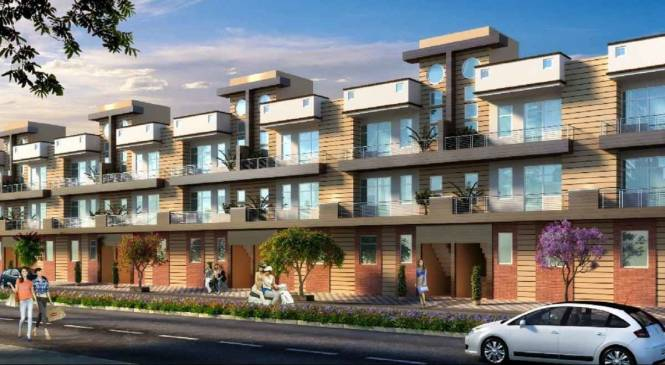 1336 sqft, 3 bhk Apartment in Builder 3 BHK FLATS NH 24 Bypass, Noida at Rs. 40.0000 Lacs