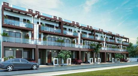 1151.7373 sqft, 2 bhk BuilderFloor in Builder 2 BHK and Study Room Crossing Republik, Ghaziabad at Rs. 45.0000 Lacs