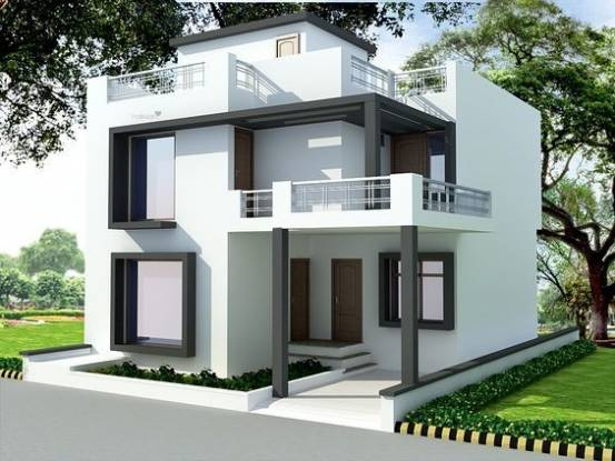 1345 sqft, 3 bhk Villa in Builder springs view fields Horamavu, Bangalore at Rs. 61.2500 Lacs