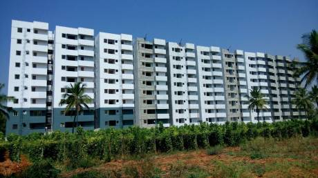 1098 sqft, 3 bhk Apartment in Builder Aryan palmgroves Marsur, Bangalore at Rs. 35.6850 Lacs