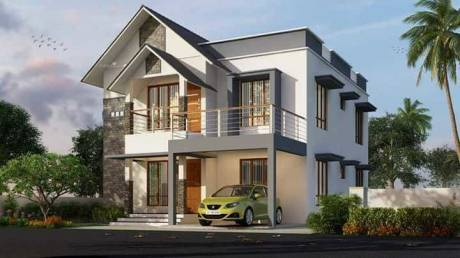 1377 sqft, 3 bhk Villa in Builder GRAND SILVANUS Edappally, Kochi at Rs. 64.7190 Lacs