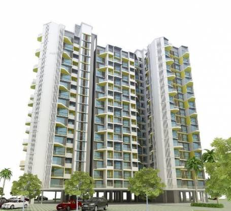 765 sqft, 1 bhk Apartment in Ajmera Exotica Wagholi, Pune at Rs. 39.4900 Lacs
