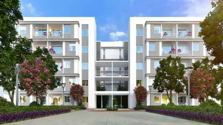 1575 sqft, 3 bhk Apartment in Builder Godrej E City Electronic City Phase 1, Bangalore at Rs. 76.7540 Lacs