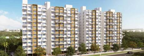 605 sqft, 1 bhk Apartment in Avnee Optima Heights Building E Wagholi, Pune at Rs. 24.8760 Lacs