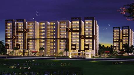 1000 sqft, 2 bhk Apartment in RNR Fort View Towers Attapur, Hyderabad at Rs. 46.8900 Lacs