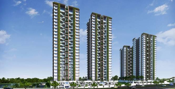 1097 sqft, 3 bhk Apartment in Naiknavare Avon Vista Project 1 Balewadi, Pune at Rs. 1.0800 Cr