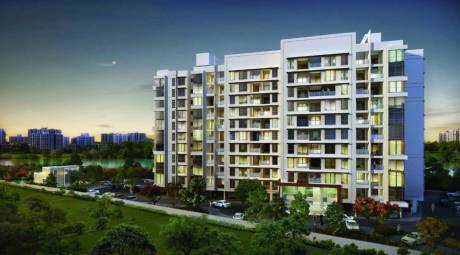 1056 sqft, 2 bhk Apartment in Geras Misty Waters Mundhwa, Pune at Rs. 71.6789 Lacs