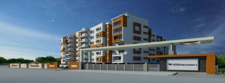 1205 sqft, 2 bhk Apartment in Jhanavi Capetown Heights Electronic City Phase 1, Bangalore at Rs. 50.2400 Lacs