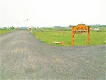 1186 sqft, Plot in Capital Muthamizh Nagar Kundrathur, Chennai at Rs. 23.6600 Lacs