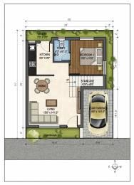 806 sqft, 2 bhk IndependentHouse in Builder Premavathi Nagar PKR Estates Maraimalai Nagar, Chennai at Rs. 24.9200 Lacs