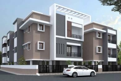 775 sqft, 2 bhk Apartment in Builder sakthi flatss ambat Banu Nagar, Chennai at Rs. 40.9750 Lacs
