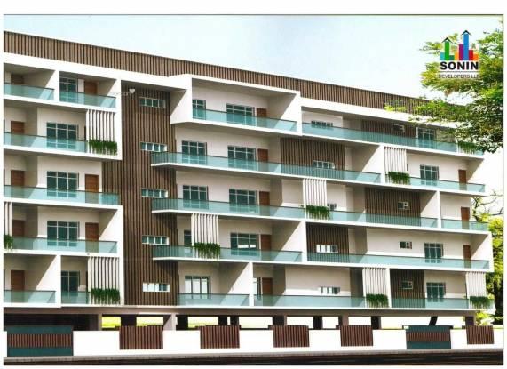 1200 sqft, 2 bhk Apartment in Sonin Soni Tranquil JP Nagar Phase 7, Bangalore at Rs. 68.0000 Lacs