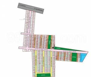 1000 sqft, Plot in Richfield Infrabuild RIPL Rich Residency Simrol, Indore at Rs. 6.5000 Lacs