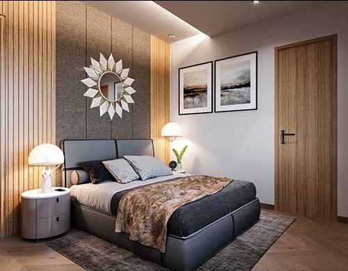 850 sqft, 2 bhk Apartment in Status Elysium Gota, Ahmedabad at Rs. 41.0000 Lacs