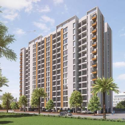 773 sqft, 2 bhk Apartment in Majestique Rhythm County Buildings A1 A2 Handewadi, Pune at Rs. 34.1700 Lacs