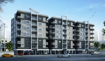 576 sqft, 1 bhk Apartment in Builder Anand Green Golden Palm Vijay Nagar, Indore at Rs. 16.1200 Lacs