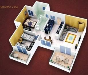 1028 sqft, 2 bhk Apartment in Gobind Ganesh Graceland Rahatani, Pune at Rs. 22000