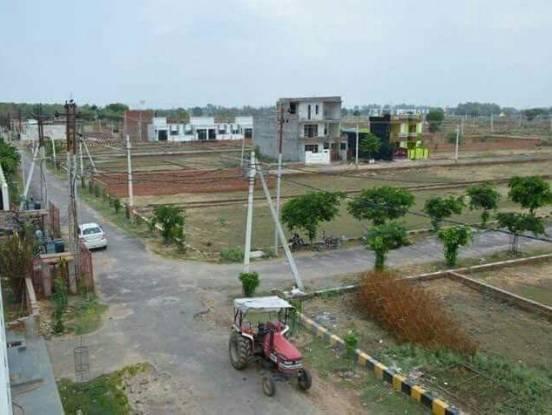1000 sqft, Plot in Arsha Madhav Puram Gomti Nagar, Lucknow at Rs. 13.5000 Lacs