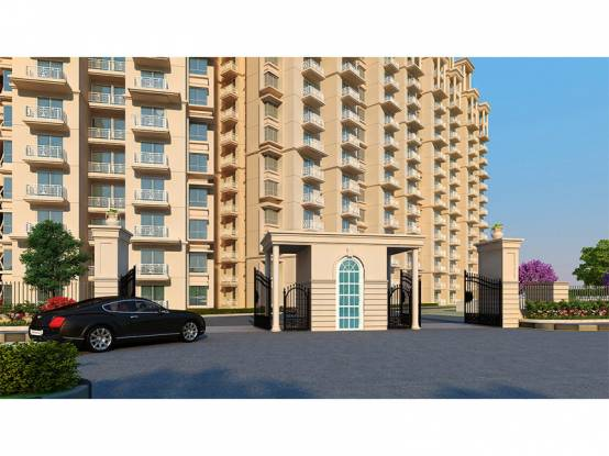 874 sqft, 2 bhk Apartment in Signature The Millennia Sector 37D, Gurgaon at Rs. 24.2400 Lacs