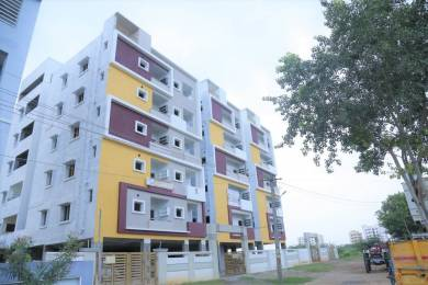 1023 sqft, 2 bhk Apartment in Builder Daanish Hub APHB Colony, Guntur at Rs. 34.7820 Lacs