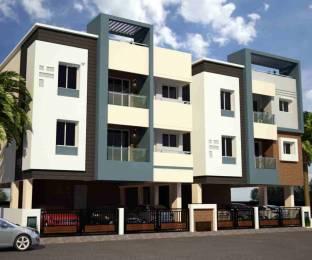 888 sqft, 2 bhk Apartment in Builder DHARSHINIFLAT Nanmangalam, Chennai at Rs. 41.7360 Lacs