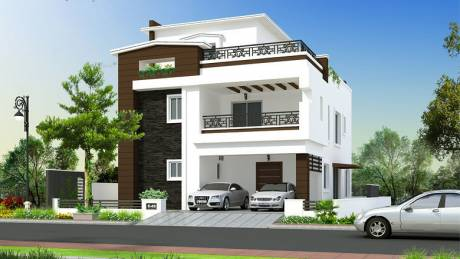 1000 sqft, 3 bhk Villa in Builder AGAM AISWARD HOMES Mappedu, Chennai at Rs. 55.0000 Lacs
