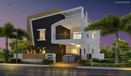 1323 sqft, 2 bhk Villa in Builder ROSE VILLAS Vengaivasal, Chennai at Rs. 53.0000 Lacs