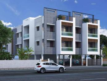 900 sqft, 2 bhk Apartment in Builder MURUGAN HOMES Perungalathur, Chennai at Rs. 37.8000 Lacs