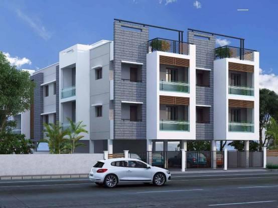 1269 sqft, 3 bhk Apartment in Builder VIJAY HOMESS Hastinapuram, Chennai at Rs. 63.4500 Lacs