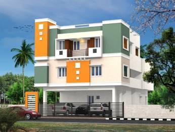 1278 sqft, 3 bhk Apartment in Builder VIRUKSHA FLATS Nanmangalam, Chennai at Rs. 70.2900 Lacs