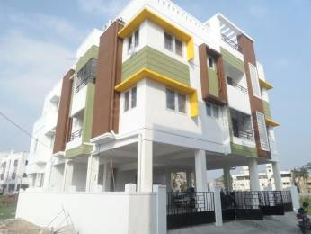 733 sqft, 2 bhk Apartment in Builder DHARSHINISFLATSS Nanmangalam, Chennai at Rs. 33.7180 Lacs