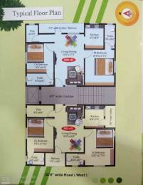 900 sqft, 2 bhk Apartment in Builder Project Madhurawada, Visakhapatnam at Rs. 30.0000 Lacs