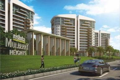 1282 sqft, 2 bhk Apartment in Builder Rishita Mulberry Heights Sushant Golf City, Lucknow at Rs. 46.1500 Lacs