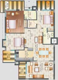 1650 sqft, 3 bhk Apartment in Chandigarh Savitry Heights II VIP Rd, Zirakpur at Rs. 16500