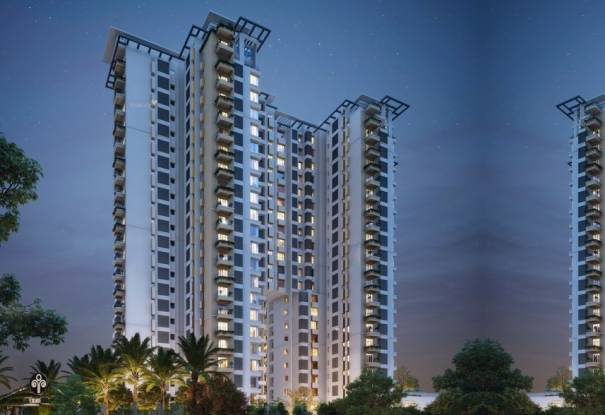 1686 sqft, 3 bhk Apartment in Kolte Patil iTowers Exente Electronic City Phase 2, Bangalore at Rs. 84.0000 Lacs