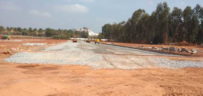 2400 sqft, Plot in Builder royal retreat royal township Tumkur Road, Bangalore at Rs. 64.0000 Lacs