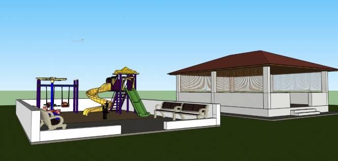 1118 sqft, 2 bhk IndependentHouse in Builder ramana gardenz Marani mainroad, Madurai at Rs. 54.7820 Lacs