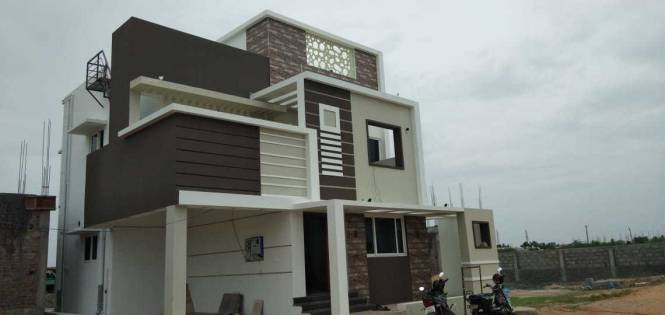 892 sqft, 2 bhk IndependentHouse in Builder ramana gardenz Marani mainroad, Madurai at Rs. 43.7080 Lacs
