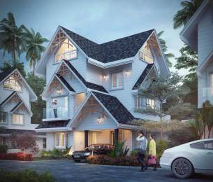 2220 sqft, 3 bhk Villa in Greentech Spanish Villas Kakkanad, Kochi at Rs. 1.0000 Cr