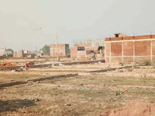 1050 sqft, Plot in Builder Project Gomti Nagar, Lucknow at Rs. 14.7000 Lacs