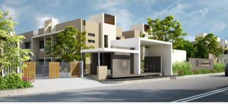 1800 sqft, 3 bhk BuilderFloor in Suryan Hope Town Chandkheda, Ahmedabad at Rs. 12000