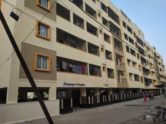 1180 sqft, 3 bhk Apartment in Builder Shivaganga sm symphony Uttarahalli Main Road, Bangalore at Rs. 46.0200 Lacs