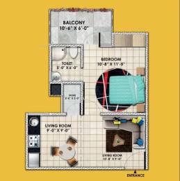 305 sqft, 1 rk Apartment in Builder Project Sector 14 Dwarka, Delhi at Rs. 12.2000 Lacs